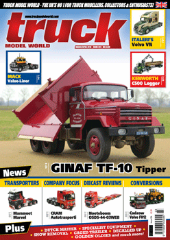 Truck Model World March-April 2016